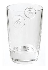 M Collection Cappuccino-/Latte Macchiato-Glas